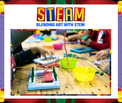 STEM-Blending Art with STEM